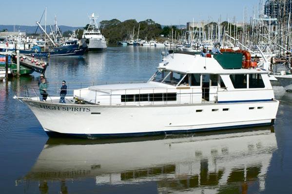 Custom Charters Monterey Bay
